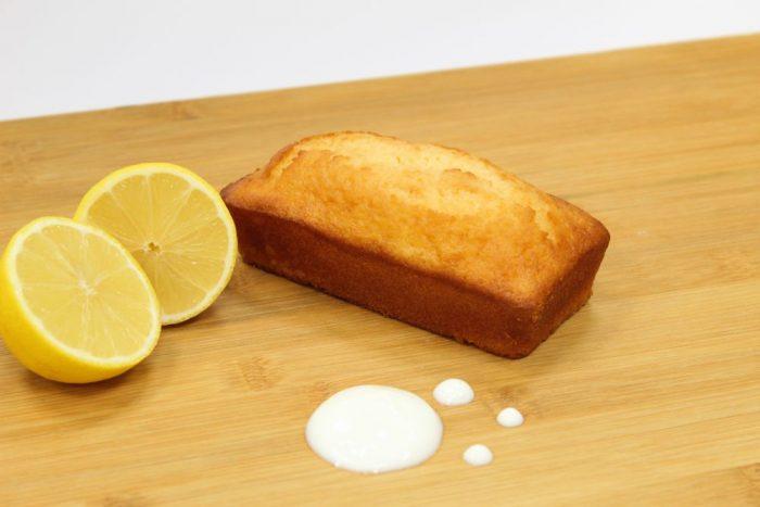Bizcocho de limón y yogurt